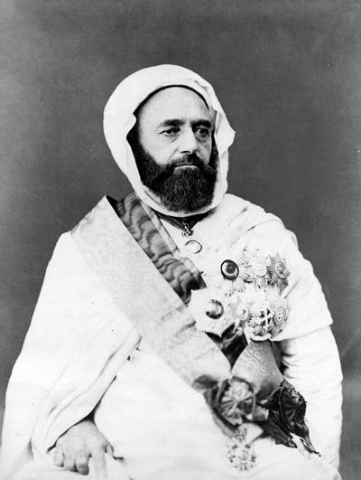 Risultati immagini per Emiro 'Abd Al-Qâdir
