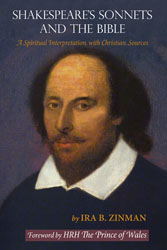 Shakespeare's Sonnets and the Bible: A Spiritual Interpretation with Christian Sources (paperback)