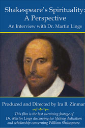 Shakespeare's Spirituality: A Perspective (DVD)