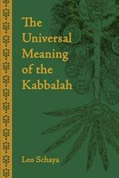 Universal Meaning of the Kabbalah, The