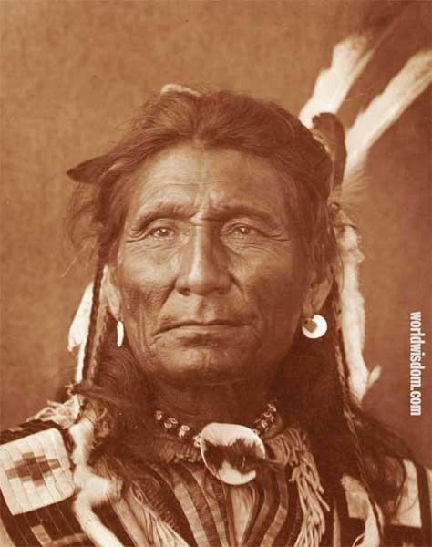Bear Ghost - Yankton Nakota