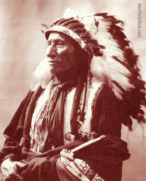 Black Bear - Oglala Lakota