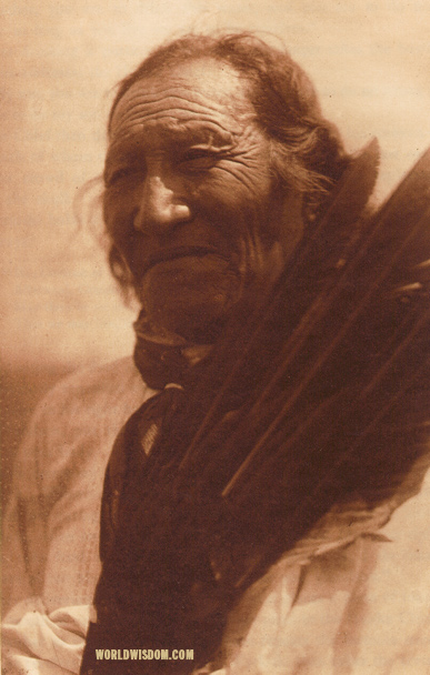 """Crow Dog - Brule - Teton Sioux"", by Edward S. Curtis from The North American Indian Volume 3"