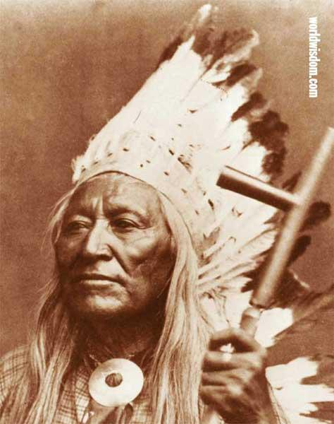 Chief Washakie - Shoshone