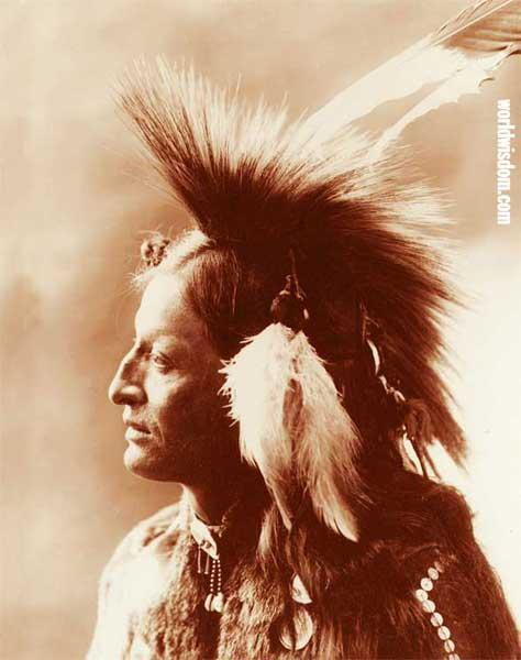 Comes Out Holy - Oglala Lakota