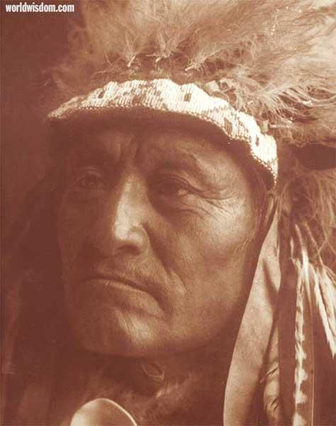 Crazy Thunder - Oglala Lakota