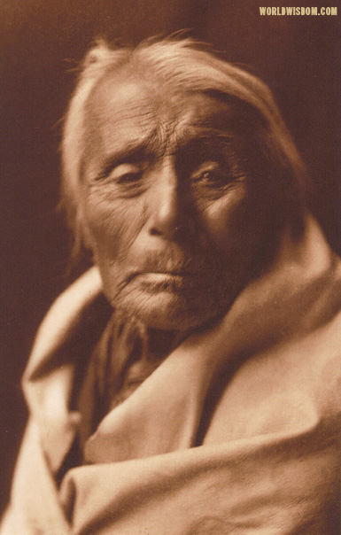 """Skuthun - Klickitat"", by Edward S. Curtis from The North American Indian Volume 7"