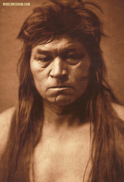 """Falling On The Land - Cayuse"", by Edward S. Curtis from The North American Indian Volume 8"