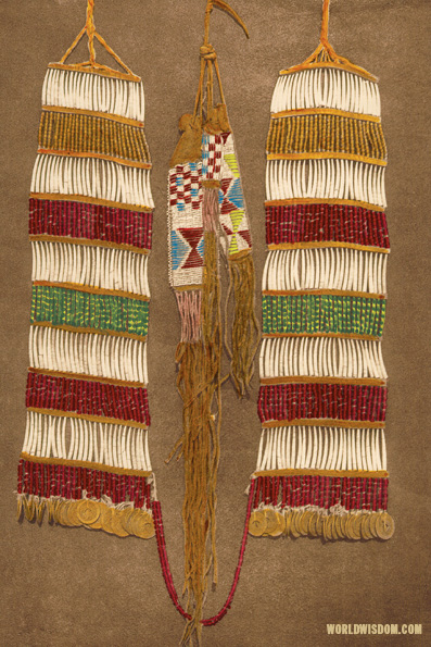 """Whishham beadwork"", by Edward S. Curtis from The North American Indian Volume 8"