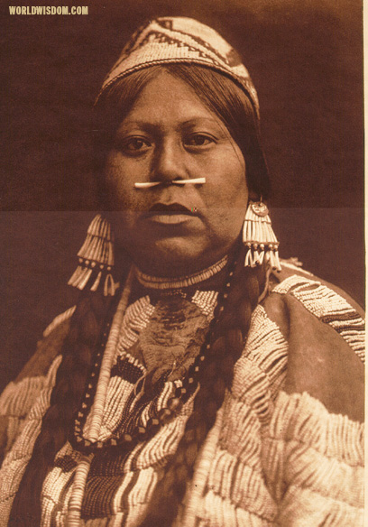 """Kyetani - Wishham"", by Edward S. Curtis from The North American Indian Volume 8"