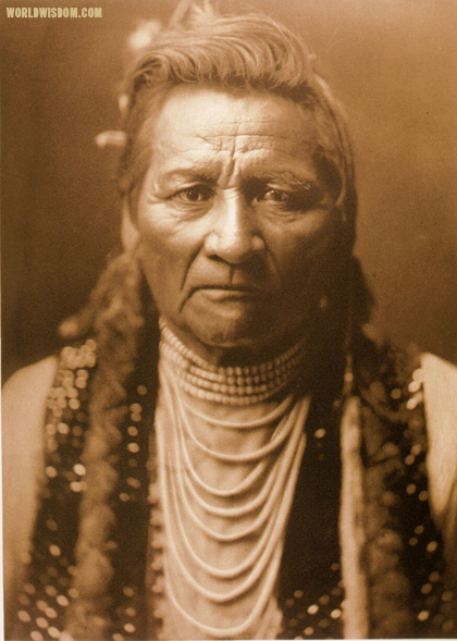 """Piopio-maksmaks - Wallawalla"", by Edward S. Curtis from The North American Indian Volume 8"