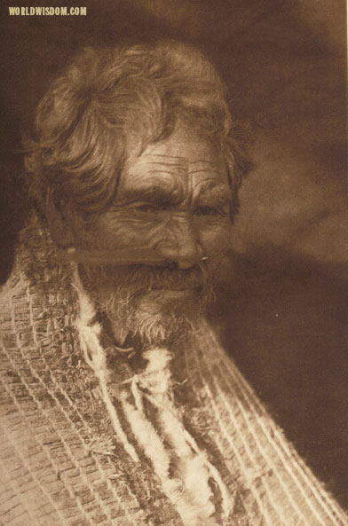 """Tsahwismia - Nootka"",  by Edward S. Curtis from The North American Indian Volume 11"