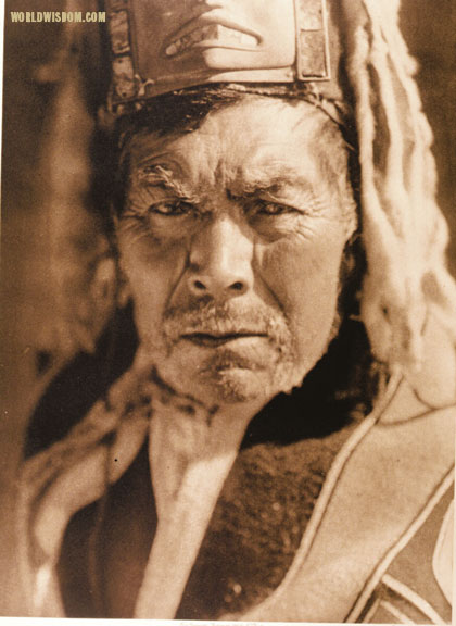 """Haida of Massett - Haida"", by Edward S. Curtis from The North American Indian Volume 11"