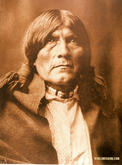 """Ambrosio Martinez - San Juan"", by Edward S. Curtis from The North American Indian Volume 17"