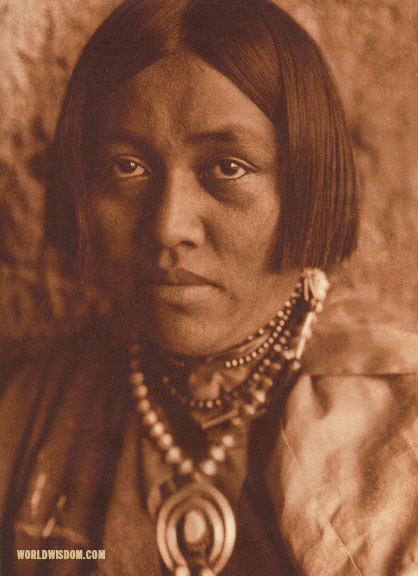 """Laitsanyasitsa - Zuni"", by Edward S. Curtis from The North American Indian Volume 17"