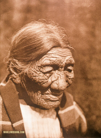 """Black Belly"" - Southern Cheyenne, by Edward S. Curtis from The North American Indian Volume 19"